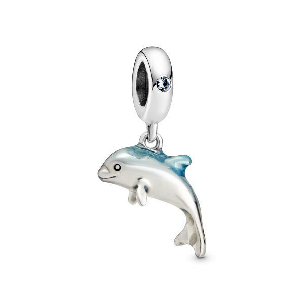 Element Schimmernder Delfin