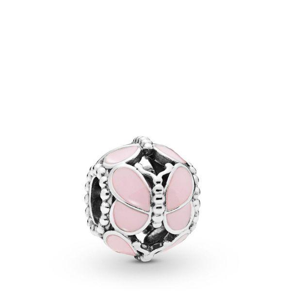 Element Pink Butterflies - Rosa Schmetterlinge