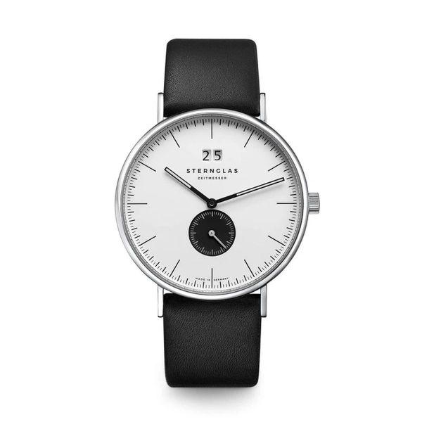 Armbanduhr Ivo schwarz