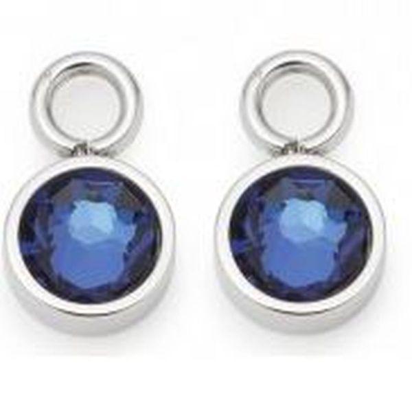Einhänger für Ohrringe Nana blau Beauty's