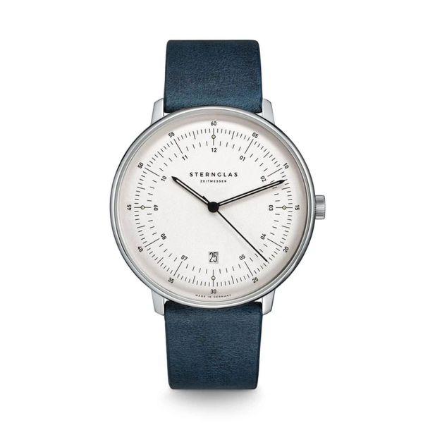 Armbanduhr Hamburg nachtblau