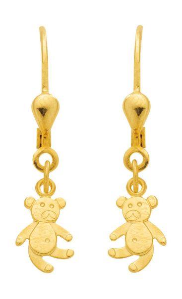Paar Ohrhänger Bär