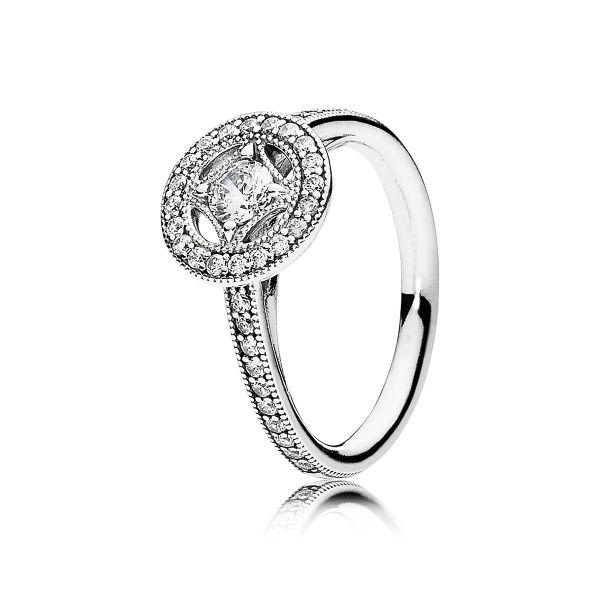 Ring Vintage Allure - Vintage Kreis