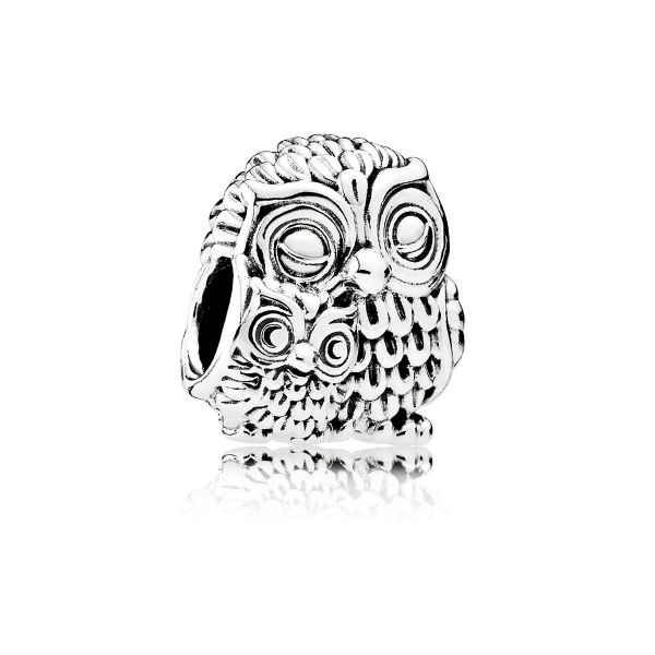 Element Charming Owls - Mutter und Baby Eule