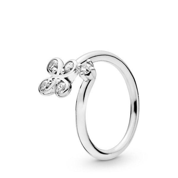 Ring Four-Petal Flower