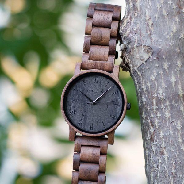 Armbanduhr Frühlingsabend