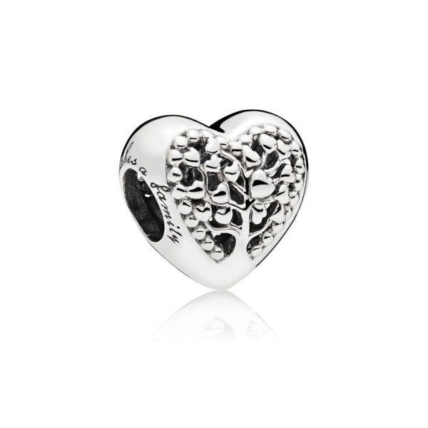 Element Flourishing Hearts - Stammbaum Herz