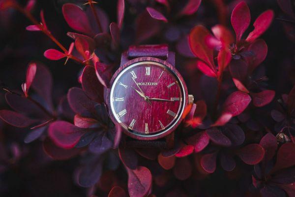 Armbanduhr Gelassenheit