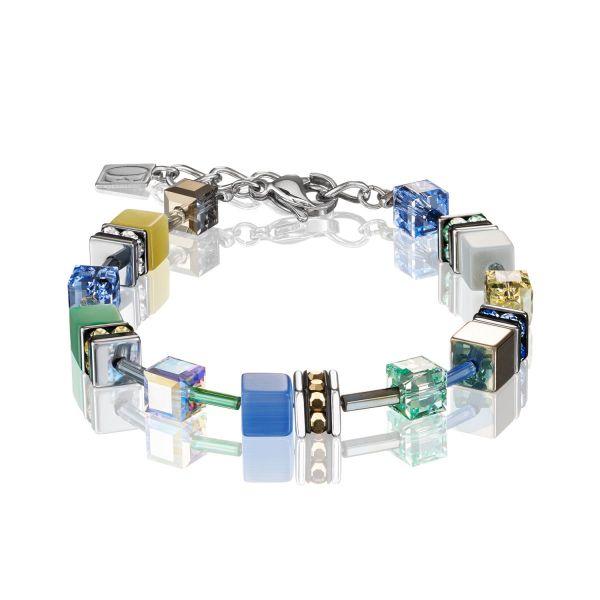 Armband GeoCUBE® multicolor gentle