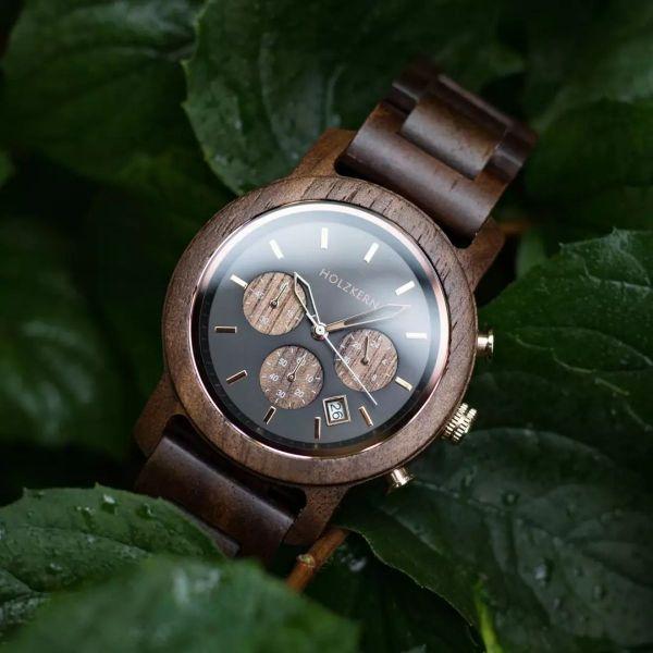 Armbanduhr Buschwerk