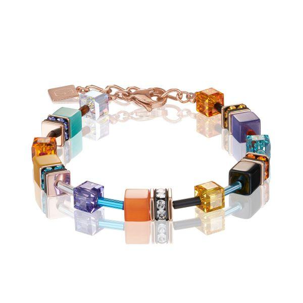 Armband GeoCUBE® multicolor Couture 2