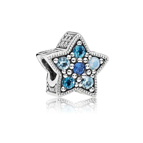 Element Bright Star - Leuchtend Blauer Stern