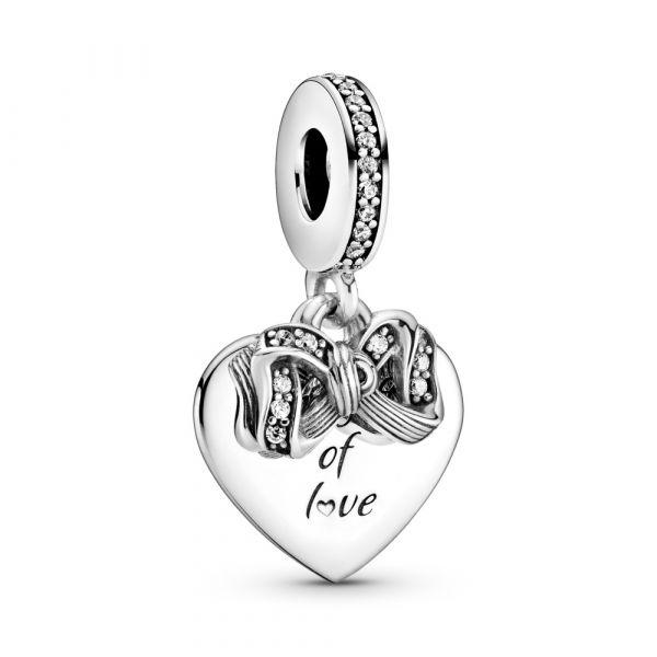 Element Schleife & Liebe Herz