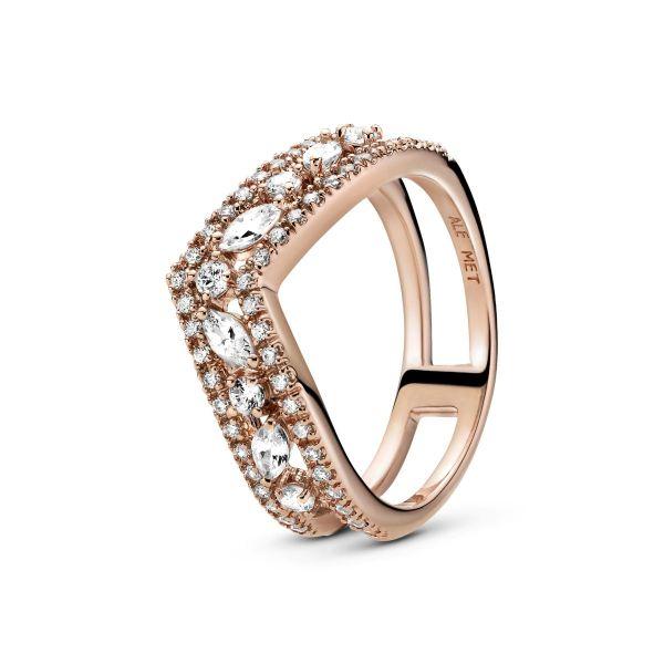 Ring Marquise-Schliff