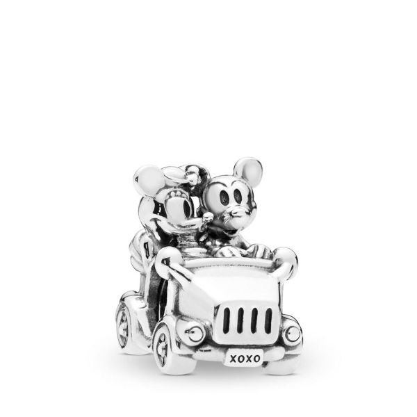 Element Mickey & Minnie Vintage Car, Disney