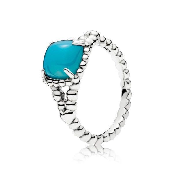 Ring Blue Vibrant Spirit