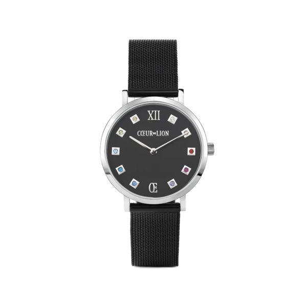Armbanduhr Midnight Black