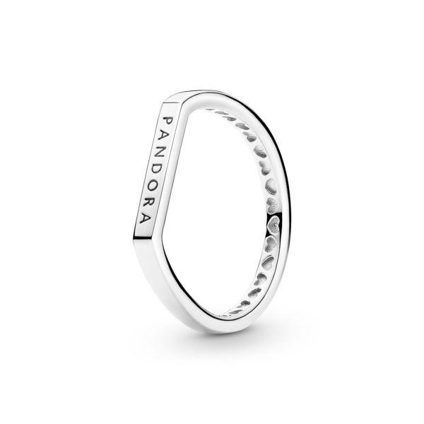 Ring Stacking mit Logo