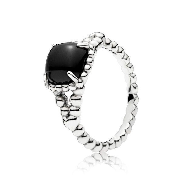 Ring Black Vibrant Spirit