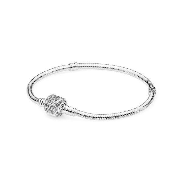 Armband Pavé-Kugelverschluss