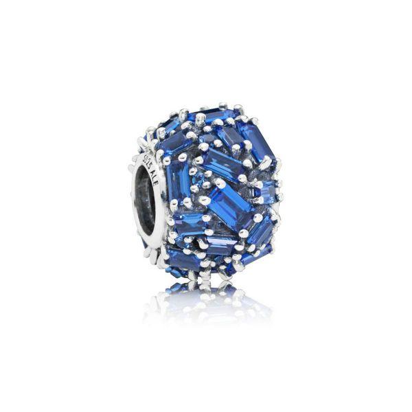 Element Chiselled Elegance - Blaue Eiswürfel