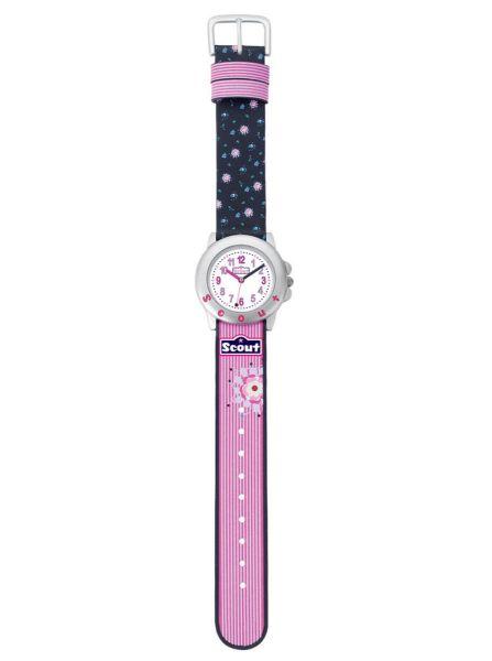 Armbanduhr Blumen
