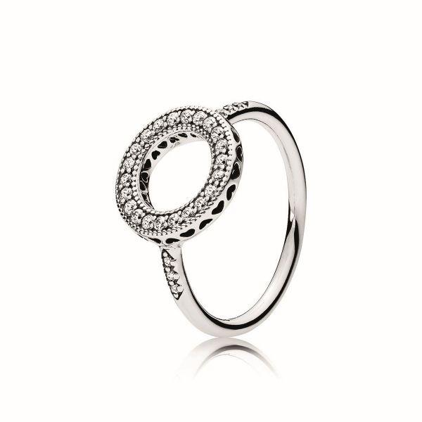 Ring Hearts of Pandora - Unendliche Herzen