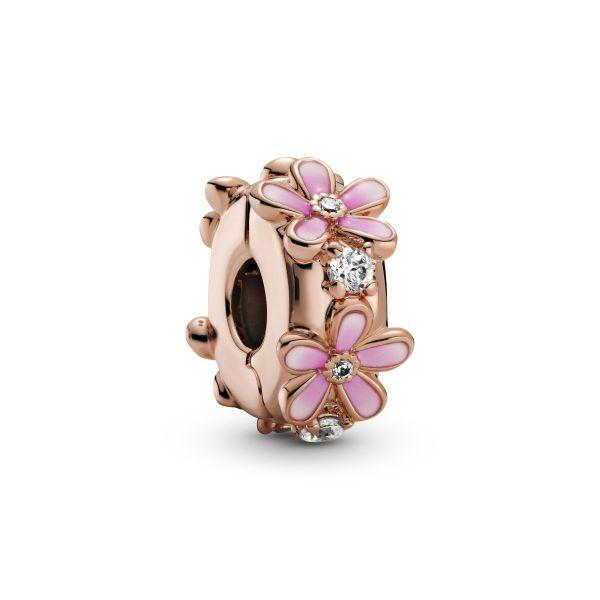 Clip Rosafarbenes Gänseblümchen