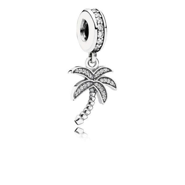 Element Sparkling Palm Tree - Funkelnde Palme