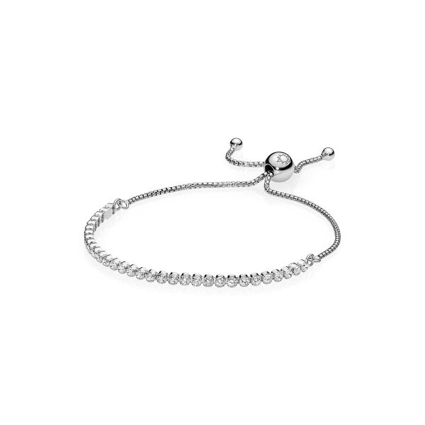 Armband Sparkling Sliding - Funkelndes Armband
