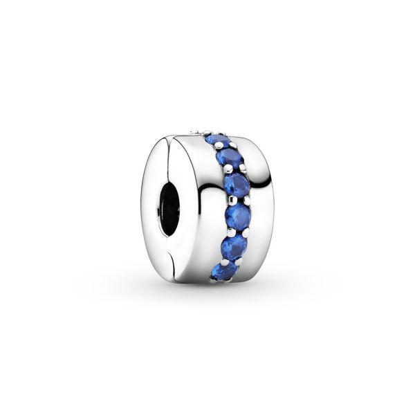 Clip Blau Funkelnd