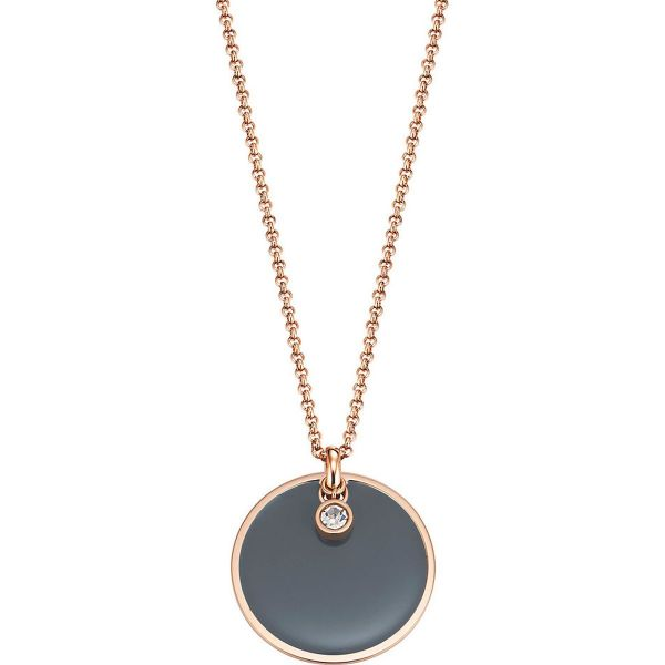 Collier Fancy anthracite rose