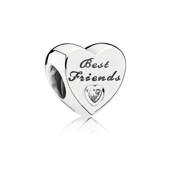 Element Friendship Heart - Best Friends-Herz