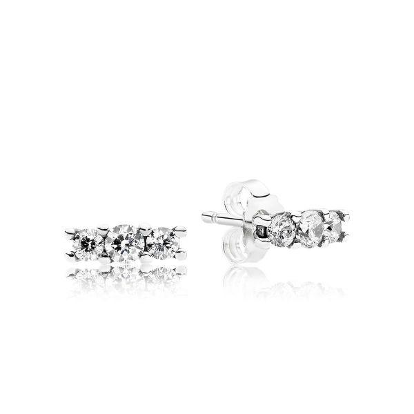 Paar Ohrstecker Sparkling Elegance - Funkelnde Eleganz