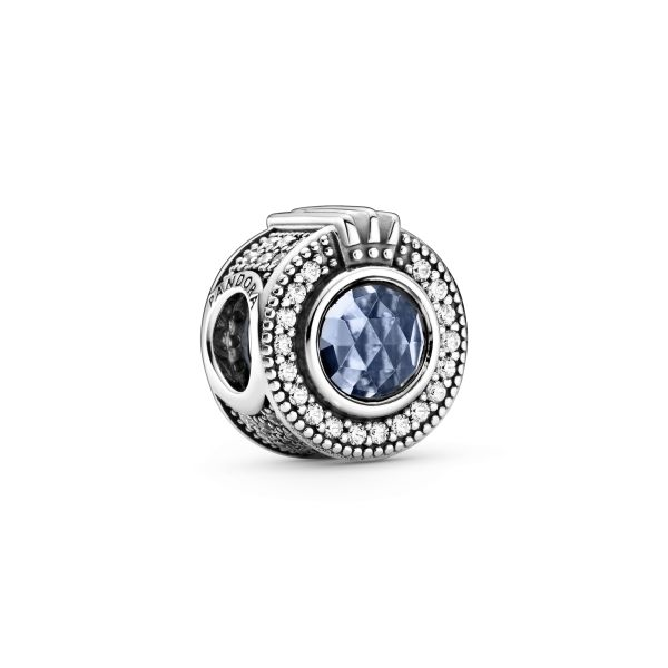 Element Funkelnd blaue Crown O