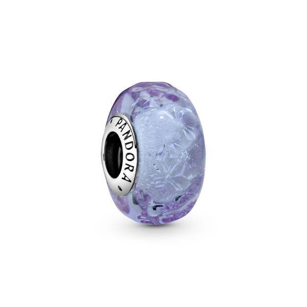 Element Wellenförmiges Lavendelblaues