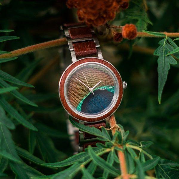 Armbanduhr Die Romantikerin