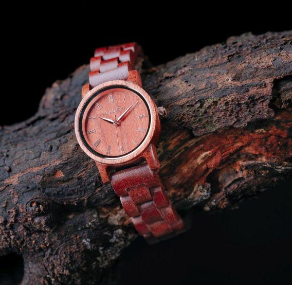 Armbanduhr Feuer