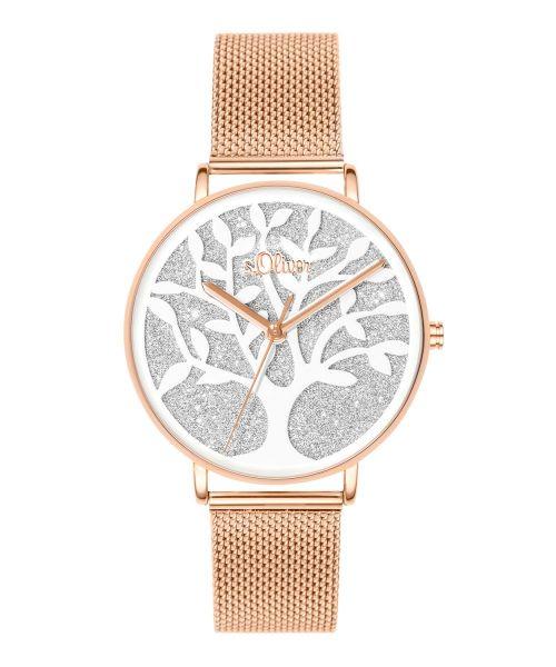 Armbanduhr Lebensbaum