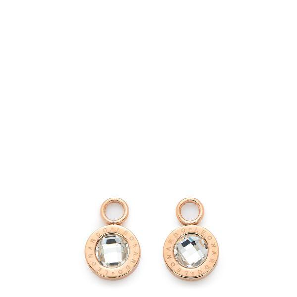Einhänger für Ohrringe Beauty´s rosegold