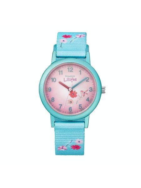 Armbanduhr Blume