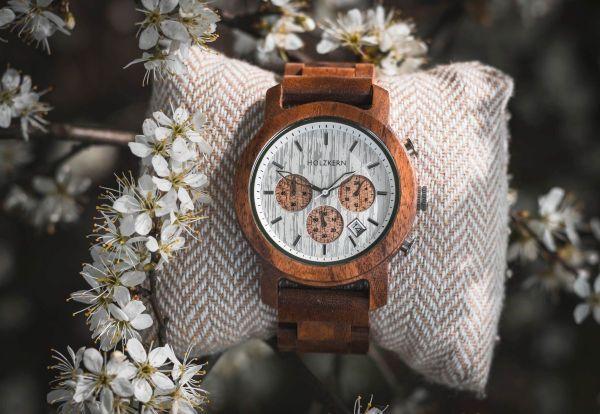 Armbanduhr Waldrand